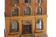 Doll Houses  / by Mary-Ellen Conley Dean