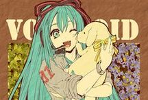Vocaloids / by Kasey Grizzell