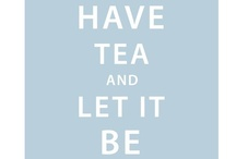 tea time / by Alrie Velleman