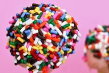 CAKE**Pops / by Charlene Murray