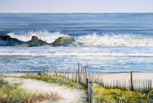 Watercolor! / by Amy Lindman