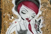 ILLUSTRATIONS ART / by Lauryne Créa