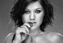 Kelly Clarkson / by steven
