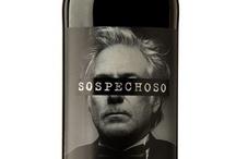 WINE | Label / Wine and spirit label, packaging, bottel, box, design graphic / by maximum by taninotanino ® vino / wine