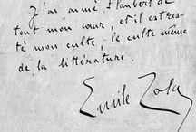 Les Lettres et les Mots / by Sylvaine Caron