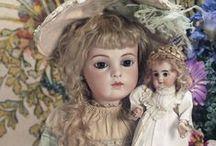 Antique Fashion Dolls, Accessories, etc / by Frances Appleby
