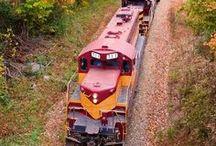 Railway....鉄道 / Scene of railway...鉄道の情景 / by Love_Cat Kurokawa