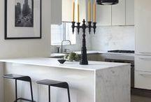 Kitchens / by BROOKE EVA