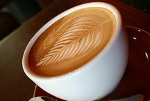 Food - Coffee & Sweet Treats / by Toni Lange