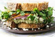 Food-Soups & Sandwiches / by Toni Lange