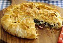 Food - Mediterranean (Greek, Italian, etc.) / by Toni Lange