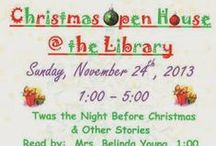 Christmas / by Dixie Regional Library System