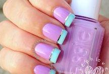 nails / by Jean Shepherd