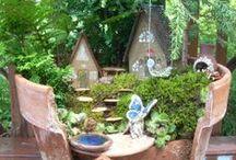 fairy gardens / by Jean Shepherd