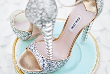 ♥SHOES♥ /  Give a girl the right shoes, and she can conquer the world.~  Marilyn Monroe     / by KARINHA