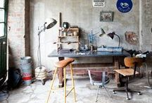 Office Spaces / Awesome spaces we wouldn't mind working in. / by RGB Social