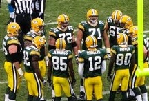 Green Bay Packers!! / by Sarah Little