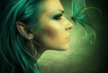 fairies / by Linda Zeiske