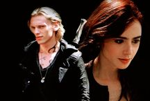 The Mortal Instruments / by Katey Hillyard