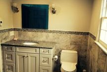 Longfellow Design Build - Bathrooms / Quality bath remodels by the Longfellow Design Build crew in the Greater Boston and Cape Cod territories. / by Longfellow Design Build