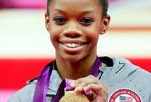 SPORTS - Gymnastics / by Nicolle S. A. Lyon