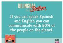 INSTRUCTOR   DE ESPAÑOL COMO SEGUNDO IDIOMA / Ser profesora de español desde hace 16 años ha sido la mejor experiencia, pues me ha permitido conocer las culturas de los paises de mis estudiantes.  / by Eliette Franco