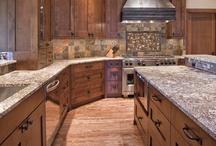 my dreammm kitchen! / by Stephanie Adams
