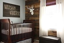 nursery decor. baby boy / by Stephanie Adams