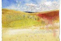 art.landscape too / 74 fabulous artists / by Lori Gordon