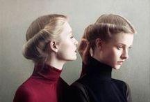 hår / ansikt / hender / by Runa Fjellanger