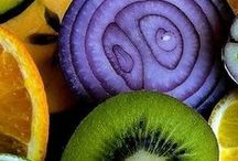 Fruits & Veggies. / Delicious nutrition.  / by Mandy Damon