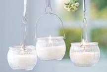 Candles & velas  / Candle velas light lovely decoracion ideas home inspiracion party fiestas / by caro montalto