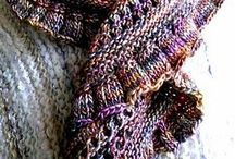 knitting patterns/stitches / by One of a kind Yarns