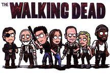 Walking Dead / by Kirk Gillespie