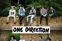 One Direction <3 :* <3 / by Ayeesha Khan