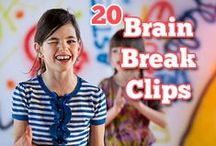 Brain Breaks & Educational Video Clips / by Karen Jones