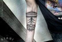 Tattoos / by Jordiyn