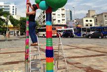 Yarn Bombing, etc. / by Patricia Upton