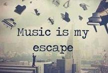 music / by Faith Pahoundis