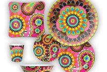 Ceramic plates / by Vered Altman