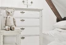 Bedrooms / by Caroline Borgman