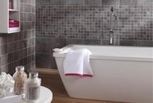 """Salle de bains by mercipourlechocolat / Board de mercipourlechocolat.fr, jury du concours """"On fait tout ce qui nous plaît"""" / by Leroy Merlin"""