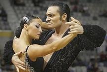 My DanceSport Madness / DANCESPORTS Stuffs / by Kimberly Añonuevo
