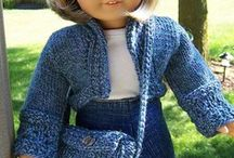 doll clothes / by Lorraine Lawton