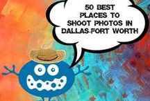 50 Best Places to Shoot Photos in Dallas Fort Worth Texas / Dallas-Fort Worth You've Never Looked So Good!  Full list:  http://www.dallasphotoworks.com/50-best-places-to-shoot-photos-in-dallas-fort-worth-texa/.  All images shot by David Kozlowski.  All rights reserved. / by Dallas Photoworks