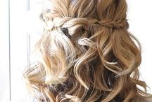 hair styles / by Sarah Geldart