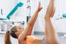 Work It Out / Exercise, Fitness, and Nutrition Ideas / by Katie Alley