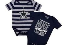 Kids Dallas Cowboys Gear / The latest items for the next generation of Dallas Cowboys fans! / by Dallas Cowboys