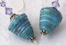Paper Beads! / by Hannah Marshall