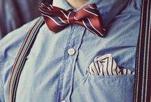 Men's Fashion / by Robert Nathaniel